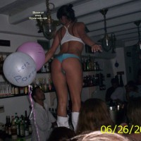 Bachalor Party , This Was At A Bachelor Party In Parros Greece.