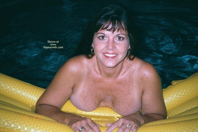 Pic #1 Pool Fun - First Timer