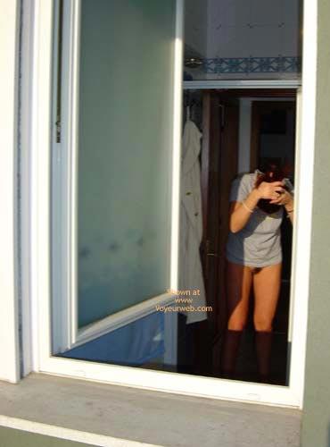Pic #1 Neighbor At Window