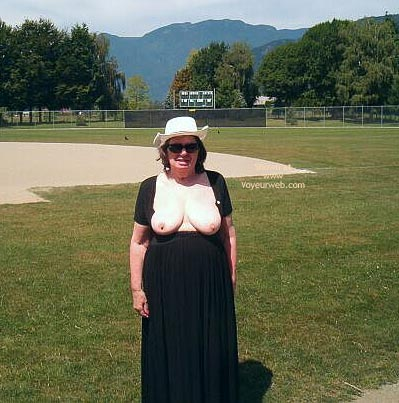 Pic #1 Granny Rose at The Ball Park