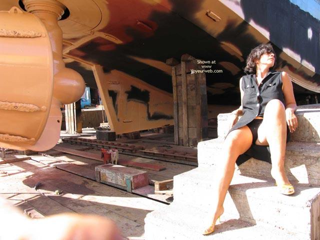 Pic #1 Dry Docks, Cale Seche MfT
