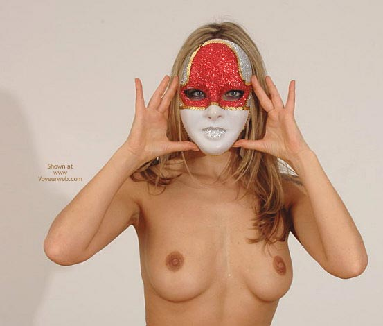 Pic #1 Venetian Mask Striving For Super Sexy Award