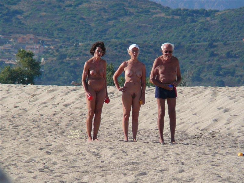 Pic #1Nude Beach Corsica