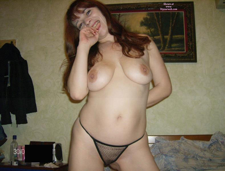 naked boobs out Amateur wife