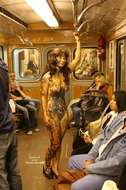 Pic #1Bodypainting