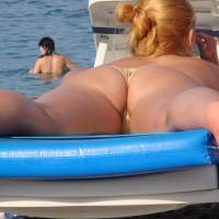 Ass On A Beach - Blonde Hair, Topless, Beach Voyeur , Topless In Public, Nice Butt Cheeks, Sunshine Ass, Yellow Bikini Bottom, Beach Voyeur Ass Shot, Sun Soaking Hot Blonde, Candid Beach Ass, Topless Beach, Laying Face Down On A Lounge Chair, Outdoor Sunbather, Ass Show