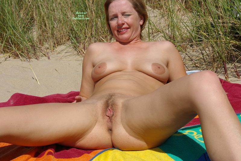 Стари киски на пляже — 14