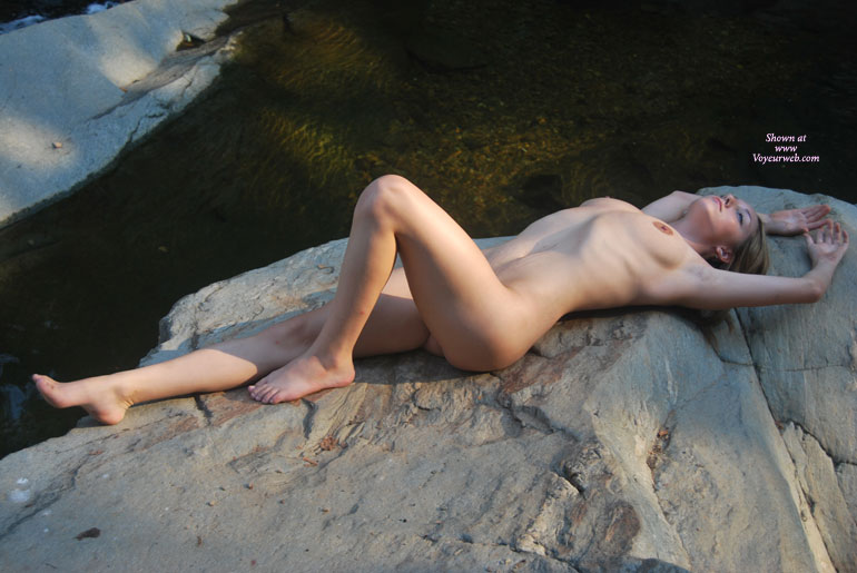Nude Girlfriend Stretched Out On Rocks - Long Legs, Natural Tits, Small Tits, Naked Girl, Nude Amateur, Sexy Legs , Reclining On Rock, Stretched Out With Bend Knee, Skinny Legs, Perfect Feet, Skinny Body, Girl Laying On A Rock, Naked In Nature, Slim Athletic Body, Stretched Out On Rock, Arched Foot, Reclining Nude, Enjoying The Sun, Sunning On A Rock