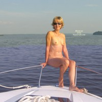 Naked On Boat - Mature, Navel Piercing, Nude On Boat, Short Hair, Small Tits , Naked On Boat, Older Lady, Short Hair, Pierced Belly Button, Nude Mature, Outdoor Pics, Nude On Boat, Small Tits