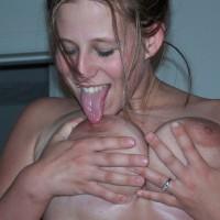 Titty Lickin'