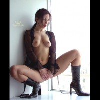Artistic Shot - Artistic Nude, Indoors , Artistic Shot, Breasts Only, Nude Indoors, Showing Breast Artisticly