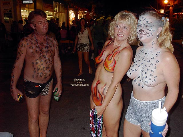 Pic #1 Key West Fantasy Fest 2002 #8