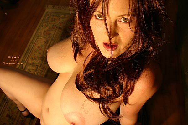 Nude Indoors - Indoors, Red Hair , Nude Indoors, From Above, Red Hair