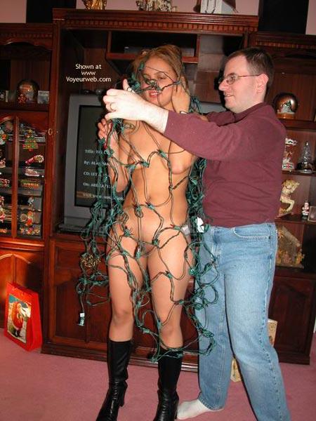 Pic #1 Christmas Wrapped Latina