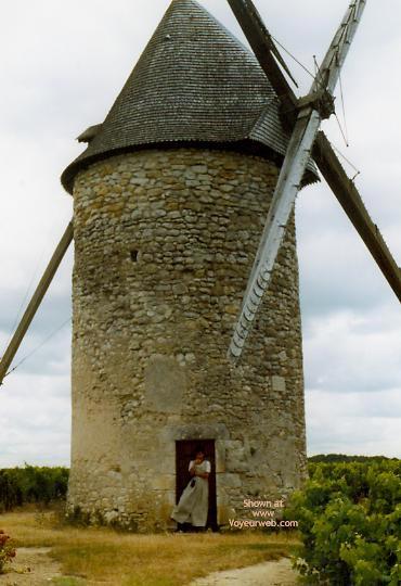 Pic #1 Im Weinbaugebiet Von Frankreich