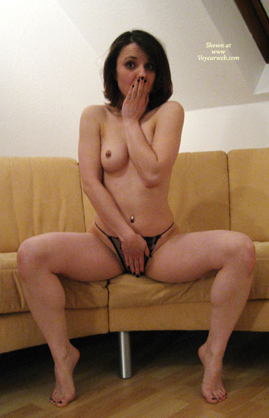 Surprised Topless Brunette On Couch - Brown Hair, Brunette Hair, Milf, Perfect Tits, Perky Tits, Spread Legs, Topless, Small Areolas , Milf Perky Tits Shapely Thighs, Couch Spread, Medium Sized Tits, Hand Over Mouth, Sitting Shy, Sitting Topless On Couch, Couch, Hand On Panties, Short Brown Hair, Topless On Couch, Spread Legs, Sitting On Edge Of Sofa