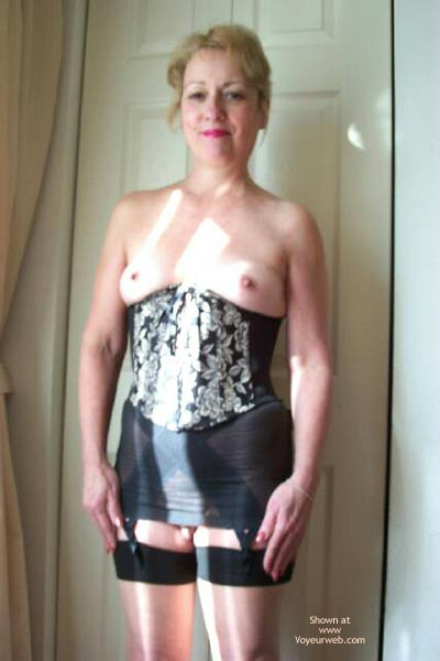 Pic #1 Lacy Girdle
