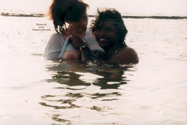 Pic #1 Tanja In Srilanka