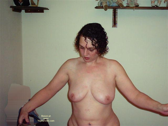 Pic #1 Getting Ready For A Night Out