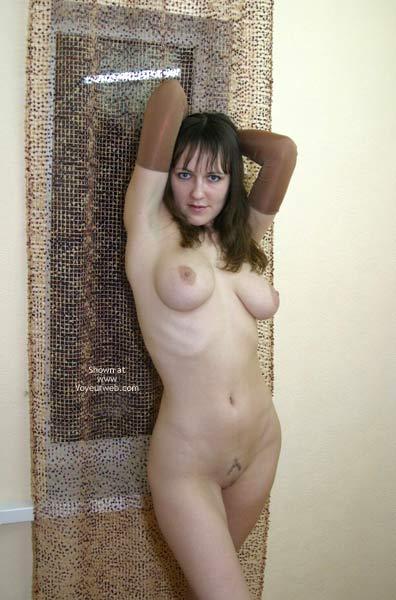 Pic #1 Lesbian Girl Nina