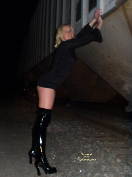 Pic #1 *Tw Whore Boots, Train And Video Store