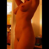 No Face - Erect Nipples, No Face , No Face, Erect Nipples, Small Breasts With Big Aerolas, Medium Milf Tites