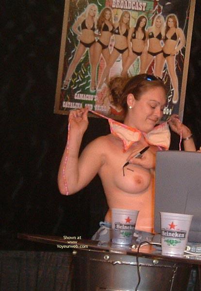 Pic #1 Radio Station Party Tits
