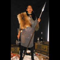 Stikjock'S Girl Warrior Princess