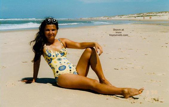 Pic #1 Kati Am Strand Teil 2