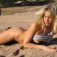 Erect Nipples - Erect Nipples , Erect Nipples, Nude Sand Sculpture