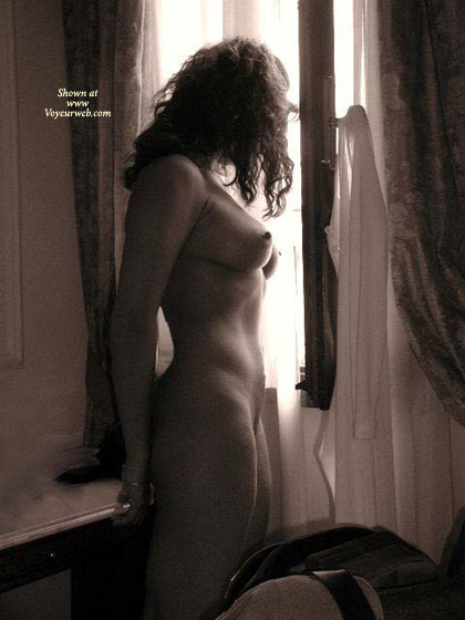 Perky Tits - Brown Hair, Erect Nipples, Long Hair, Perky Tits, Naked Girl, Nude Amateur , Nude Quarter Profile, Big Breasts With Nipples, Full Breasts, Long Erect Nipple, Strong Legs, Flat Tight Stomach, Thin Belly, Standing In Window