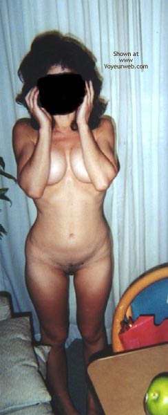 Pic #1 Anonymous Model
