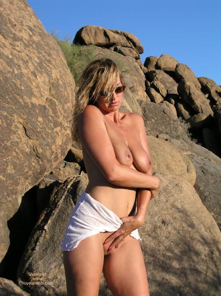 Outdoors - Nude Outdoors , Outdoors, Breasts, Rocky Mountain High
