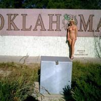 Leigh Invades Oklahoma