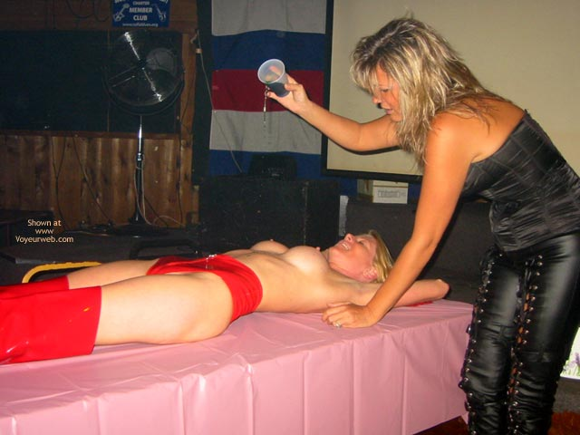 Pic #1 *Gg Sue And Michelle Adventures Hot Wax 1