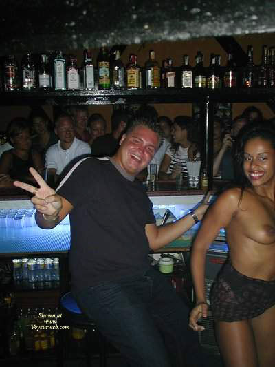 Bar Stripin , A Strip Contest In A Bar On Mallorca