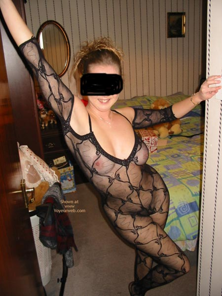 Pic #1 Blondee Bodystocking Debut