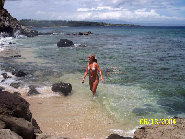 Pic #1 Mikala On Maui
