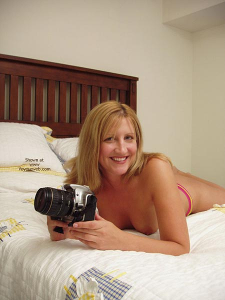 Pic #1 *Be Me With A Camera