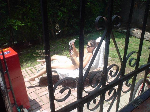 Pic #1 Sunbathing
