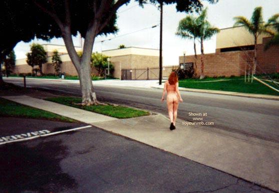 Pic #1 Melissa #3 - On The Street