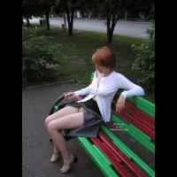 Siberienne Exib En Public Jour De Pluie
