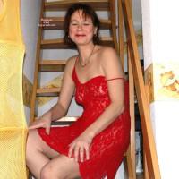 Geiles Rotes Kleid