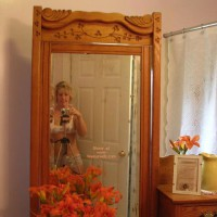 *Sp Self Portraits In The Mirror This Time
