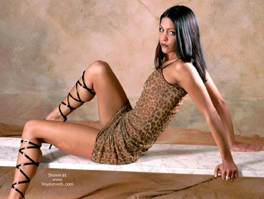 Pic #1 Leopard Girl