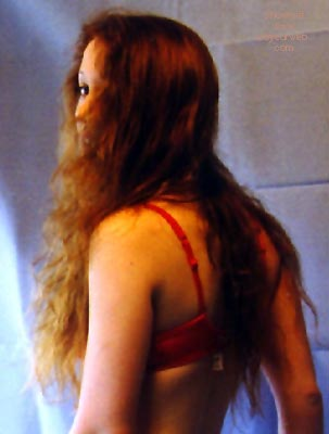 Pic #1 Msyterious Redhead