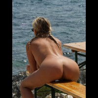 Sexy Toned Back - Round Ass, Sunglasses, Naked Girl, Nude Amateur, Sexy Ass , Nude On Picnic Table, Butt In Nature, Sexy Ass By Sea, Outdoor Ass And Pussy, Sitting On A Bench, Girl With Pig Tails, Firm Round Ass, Braid Hair, Girl Wearing Sunglasses