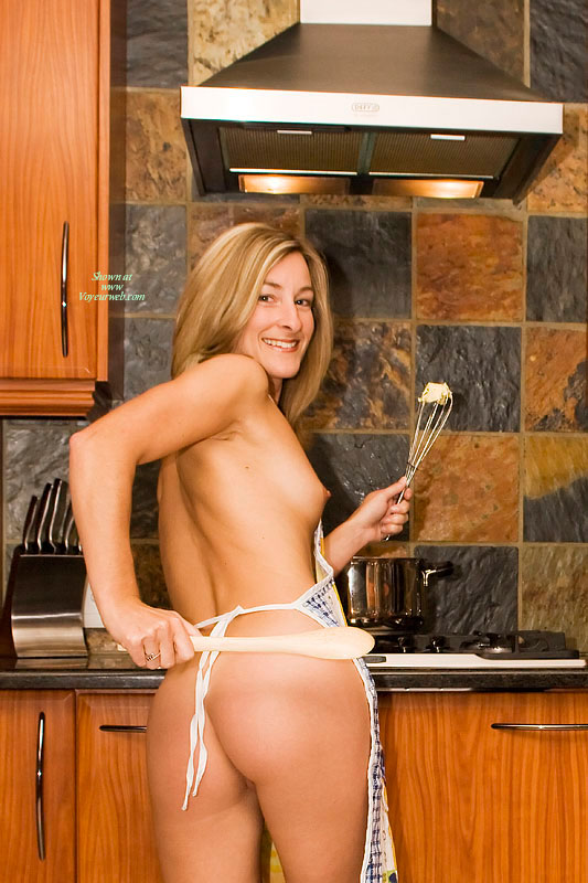 Nude Cook - Blonde Hair, Erect Nipples, Milf, Small Tits, Naked Girl, Nude Amateur , Pouty Lips, Great Back Shot, Hot Milf Ass, Perky Nipples, Kitchen Body, Nice Handful, Small Waist, Pretty Milf Face, Cooking In The Nude, Ass And Tit Profile