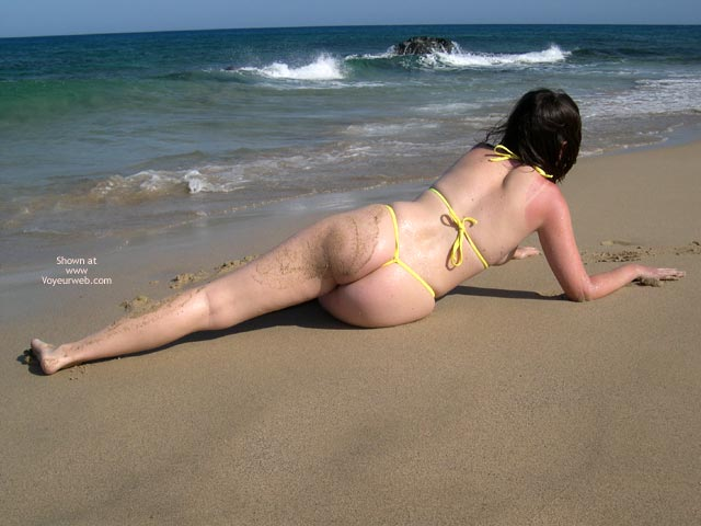 Pic #1 Liz At The Beach