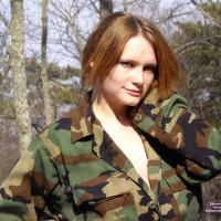 Jessica Jaimes In Camo